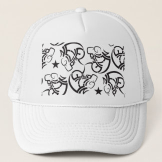 Never give up super amazing & awesome trucker hat