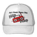 Never Gonna Stop Hip Hop Trucker Hats