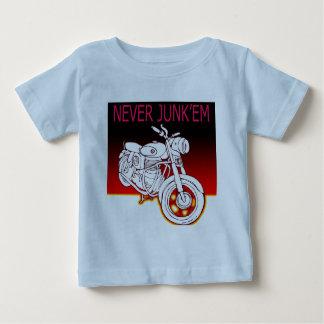 Never Junk'em Baby T-Shirt