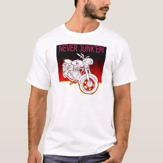 Never Junk'em T-Shirt
