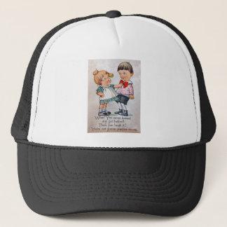 Never Kissed a Girl? Trucker Hat