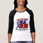 Never Knew A Hero 2 Boyfriend (Support Our Troops) Tee Shirt