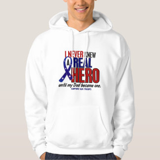 Never Knew A Hero 2 Dad (Support Our Troops) Hoodies