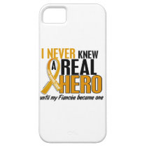 Never Knew a Hero 2 Fiancee Appendix Cancer iPhone SE/5/5s Case
