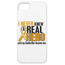 Never Knew a Hero 2 Godmother Appendix Cancer iPhone SE/5/5s Case
