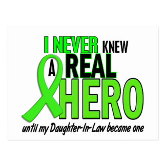 Never Knew A Hero 2 LIME (Daughter-In-Law) Postcard