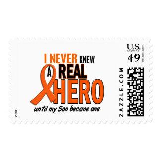 Never Knew A Hero 2 ORANGE (Son) Postage