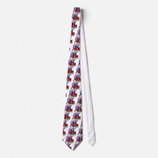 Never Knew A Hero 2 Son (Support Our Troops) Neck Tie