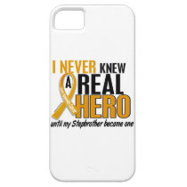 Never Knew a Hero 2 Stepbrother Appendix Cancer iPhone SE/5/5s Case