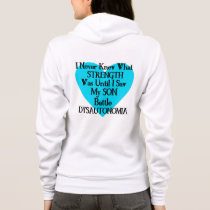 Never Knew Strength...Dysautonomia Hoodie