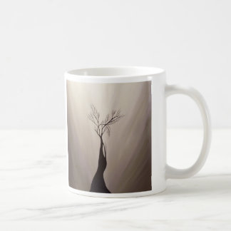 """Never Known, Where I Belong."" Classic White Coffee Mug"