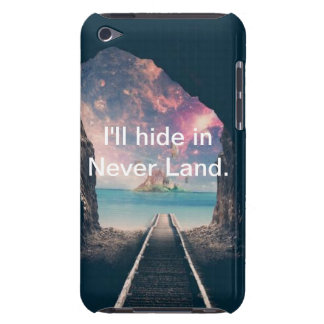 Never Land Case-Mate iPod Touch Case