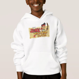 Never Land Pirates Hoodie