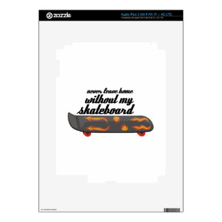 Never Leave Home Without Skins For iPad 3