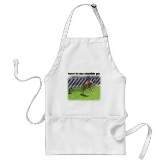 Never Let Size Intimidate Adult Apron