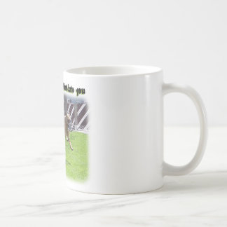 Never Let Size Intimidate Mugs