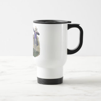 Never Look at the Conductor Travel Mug