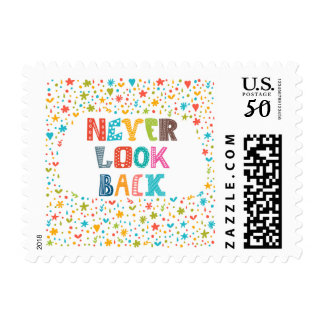 Never Look Back Postage