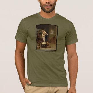 NEVER LOSE A CHANCE Pygmalion & Galatea T-Shirt