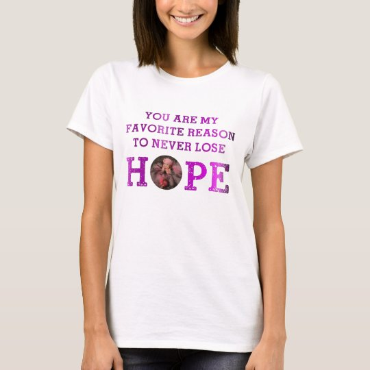 Never Lose Hope - Brynlee T-Shirt