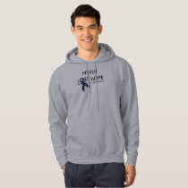 Never Lose Hope Colon Cancer Awareness Hoodie