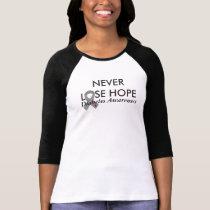 Never Lose Hope Diabetes Awareness T-Shirt
