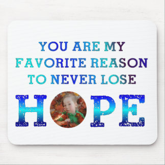 Never Lose Hope - Ford Mouse Pad