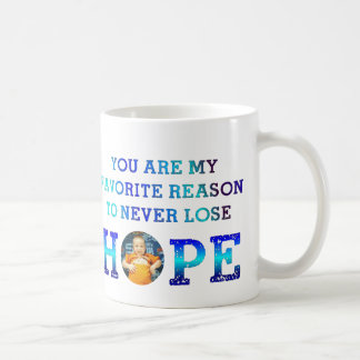 Never Lose Hope - Gavin M Coffee Mug