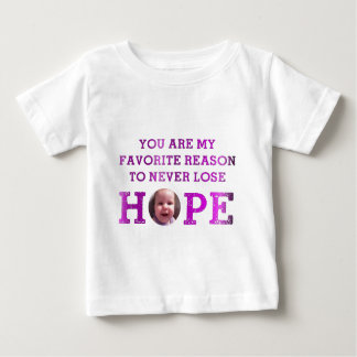 Never Lose Hope - Harper Baby T-Shirt