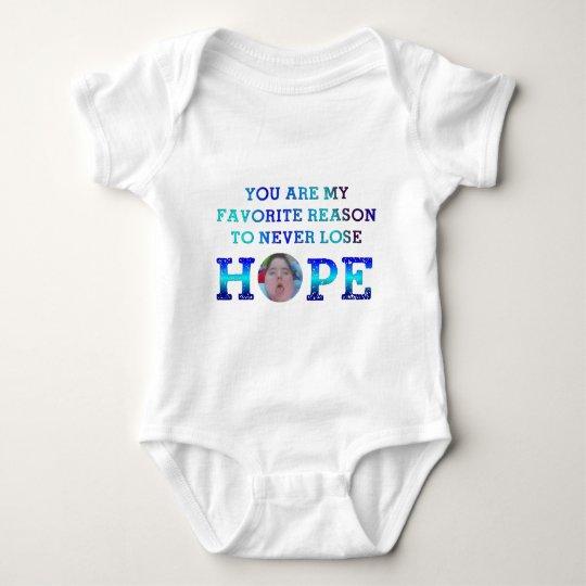 Never Lose Hope - JD Baby Bodysuit
