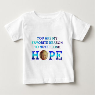 Never Lose Hope - Lucy Baby T-Shirt