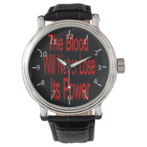 Never Lose Its Power Wristwatches