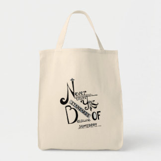 Never lower your STANDARDS! Tote Bag
