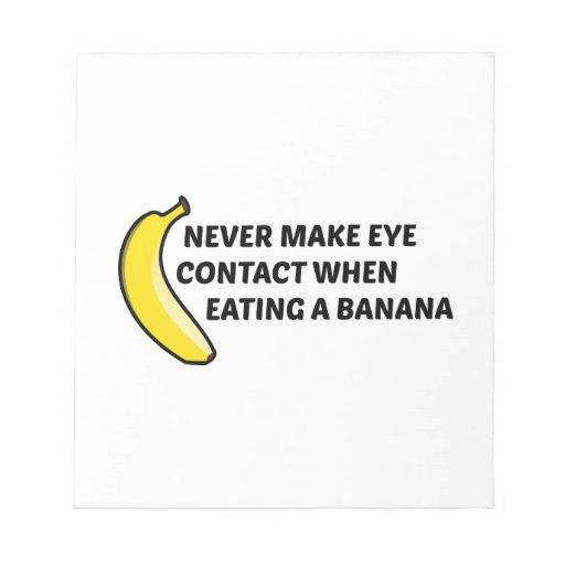 Contact make eye