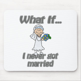 never married mousepads