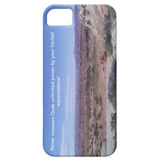 Never measure Gods unlimited power iPhone SE/5/5s Case