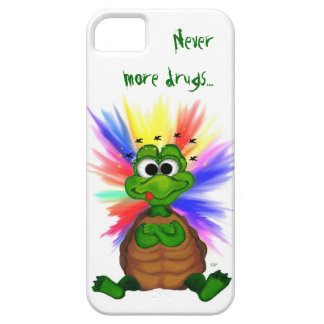 Never more drugs… iPhone SE/5/5s case