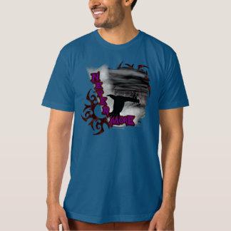Never More Raven Men's Organic T-shirt