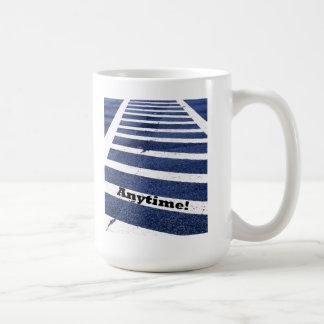 Never Need a Pick Up Line Coffee Mug