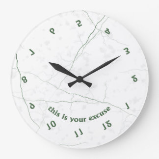 Never on Time Wallclock