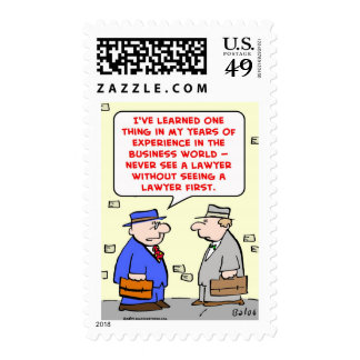 never see a lawyer stamp