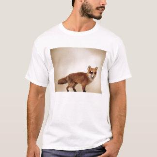 never seen a fox wearing shades? T-Shirt