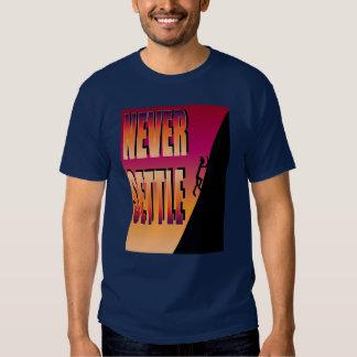 NEVER SETTLE T-Shirt