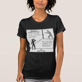 Never Shelter In a Basement T-Shirt