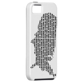 Never Silenced iPhone SE/5/5s Case
