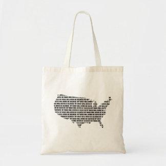 Never Silenced Tote Bag