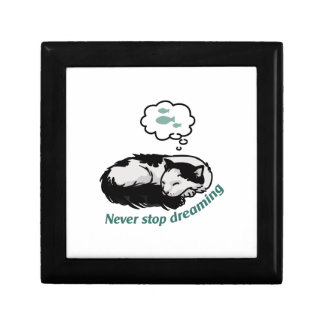 Never Stop Dreaming Gift Box
