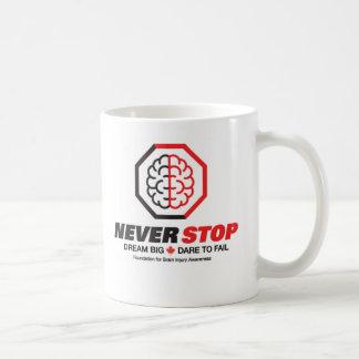 Never Stop - Foundation Mug