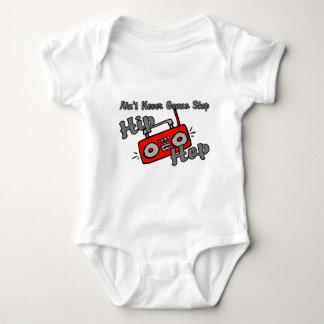Never Stop Hip Hop Infant Creeper