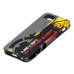Never Surrender iPhone 5 Covers